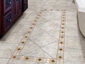 This Man Made Tile Is Typically 12 20 Square Laid On Concrete And Has Grout Between The Tiles Called Joints Many Are Not Perfectly Flat