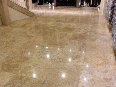 Travertine Marble Tile